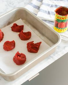 The Best Way to Save Tomato Paste (And Use It Later)
