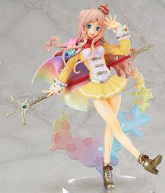 I've never played this game (Atelier Meruru ~The Apprentice of Arland), but she's adorable!