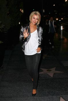 Chelsea Kane - DWTS Stars at Cleo's