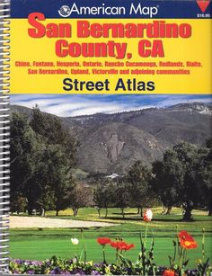 thomas guide 2005 los angeles and orange counties street guide spiral binding