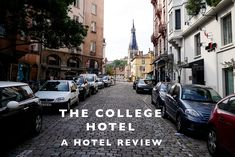 The College Hotel (Lyon) : A Hotel Review
