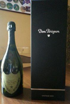DOM PERIGNON Champagne VINTAGE 2000 CL 0,75