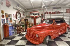 A Museum on Route 66.
