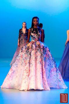 Elie Saab Spring 2014 Couture Collection | Tom & Lorenzo Fabulous & Opinionated