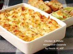 Chicken Satay, Chicken Cutlets, Fried Chicken, Diced Carrots, Chicken Potatoes, Fresh Coriander, Fried Onions, Peanut Sauce, Spicy