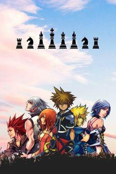 Credits to mskairi Kaito, Final Fantasy, Kingdom Hearts Wallpaper, Kingdom Hearts Art,