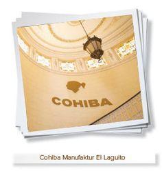 Cohiba Manufaktur El Laguito