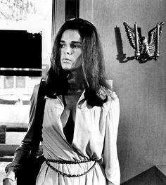 """Growing up, I wanted to BE Ali MacGraw! I have been in love with Ali MacGraw since I was a little girl. My first memories of her were from """"Johnson and ."""