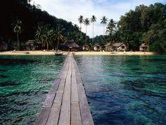 Togean Island, Indonesia