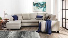 Home :: Furniture :: Lounges :: Modular Lounges :: Oxford 3 Piece Fabric Modular Sofa