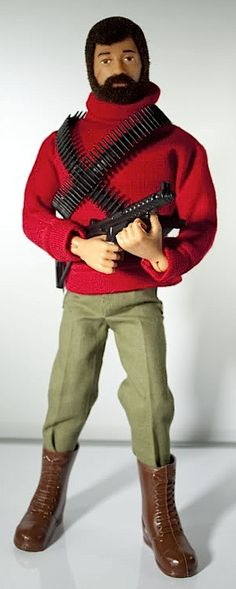 G.I. Joe Vintage Action Figure | Action Figures | Sugary.Sweet | #ActionFigure #Toy #GIJoe