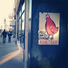 DON'T FRET: Clever Chicago Street Artist Paints the Town with Humor