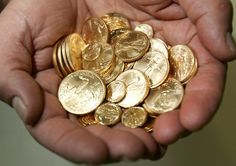 gold-coins-3333 Why Aren't These Investors Worried About The Gold Price?