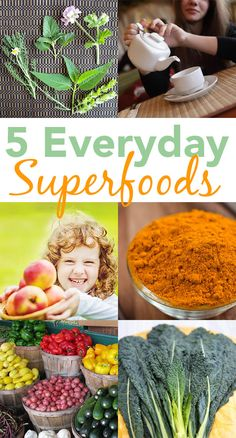 Unlike their expensive counterparts, everyday superfoods are those you can enjoy daily! You don't need big bucks to get the benefits of a daily detox.