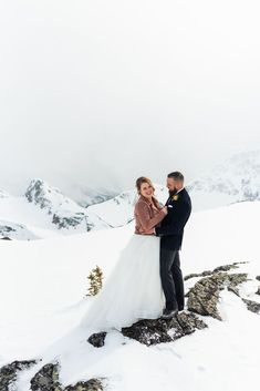 Alberta Wedding Photographer Erin Shepley - one of our amazingly talented photographers here at Alberta Wedding Social. Visit our website to see this beautiful mountain top first look. Rose Wedding, Wedding Day, Got Married, Getting Married, Absolutely Gorgeous, Beautiful, Industrial Wedding, Wedding Trends, Real Weddings