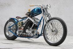 ϟ Hell Kustom ϟ: Harley Davidson By Stevenson's Cycle
