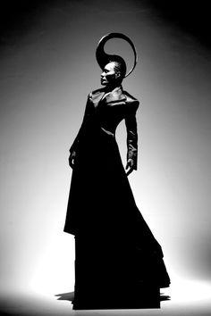 Grace Jones by Bjorn Tagemose