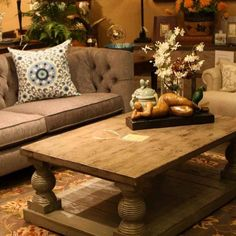Beverly Coffee Table In Reclaimed Wood