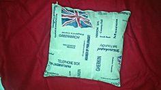 Cuscino bandiera Inghilterra