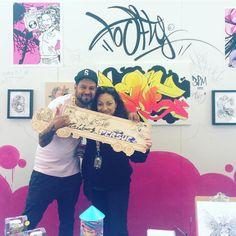 😎 #ladiesloveproject #designercon #dcon
