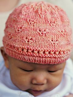 Sprout Hat pattern by Melissa J. Goodale