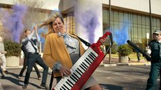 Rock on! Toyota Prius' Super Bowl commercial will drive you wild