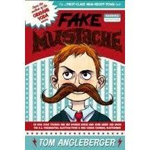 Fake Mustache: Or, How Jodie ORodeo and Her Wonder Horse (and Some Nerdy Kid) Saved the U. Presidential Election from a Mad Genius Criminal Mastermind Tom Angleberger 1419701940 9781419701948 Fake Mustache: Or, How Jodie ORodeo and Her Wonder Horse Books For Boys, Childrens Books, Kid Books, Nerdy Kid, Fake Mustaches, Origami Yoda, Man About Town, Evil Geniuses, Wimpy Kid