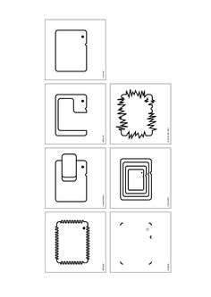 Pictogrammes expressifs