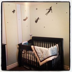 Peter Pan Nursery Ideas | Lakens Room. | Pinterest | Peter pan ...
