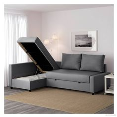 3-Seat Sleeper Sectional : small sleeper sectional - Sectionals, Sofas & Couches