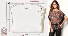 10 Cartamodelli gratis di tuniche e vestitini semplicissimi