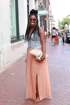 Candace Williams // Fashion Trends // Style