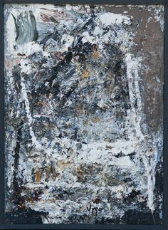 Abstract art by Vigintas Stankus | Oil on canvas  30x25