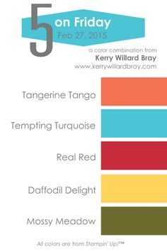 Liking the turquoise and tangerine, not sure if the other ones look cake-y enough for the blog.