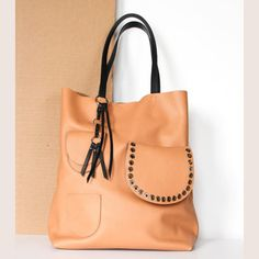 Tote Tote bag Tote leather bag large leather tote bag