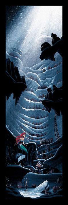 A Pequena Sereia (The Little Mermaid, 1989)