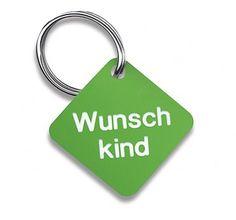 Schlüsselanhänger – Wunschkind
