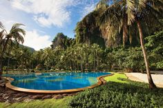 Resort Rayavadee -Thailand