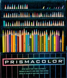 The best colored pencils.