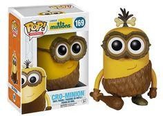 Pop! Movies: Minions - Cro-Minion | Funko