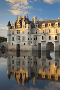 Chateau Chenonceau Photograph by Brian Jannsen