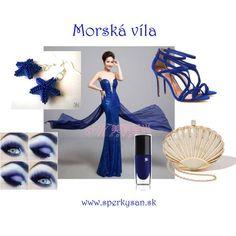 Inšpirovať dovolenkou sa môžete aj pri elegantnom príležitostnom oblečení. S hviezdicovými náušnicami od Natalyss: http://www.sperkysan.sk/Modre-hviezdice