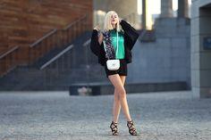 MERI WILD   Blog Moda : Treat Me Like Fire   Lion Babe