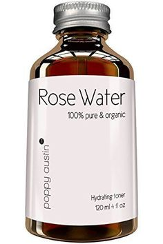 Poppy Austin 100% Pure Rose Water Facial Toner. Made by Hand and Responsibly Sourced. Finest Triple Purified Organic Rosewater. Voted one of Morocco's Best Skin Care Products in 2015, 4 fl. oz. - http://essential-organic.com/poppy-austin-100-pure-rose-water-facial-toner-made-by-hand-and-responsibly-sourced-finest-triple-purified-organic-rosewater-voted-one-of-moroccos-best-skin-care-products-in-2015-4-fl-oz/