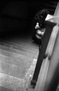 Saul Leiter - Faurer's Lady, c.1950