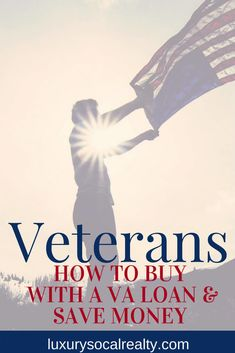 Buying Real Estate With A VA Loan - Learn our 14 money saving insights for Veterans purchasing a home with a government VA loan, to minimize your borrower investment, save on your interest rate, and structure your purchase contract correctly.  San Diego Real Estate Agent Joy Bender | Luxury Realtor® #realtorlife #realtor #realestatemarketing #realestatebuzz #realestate #veterans #REDigitalMarketing