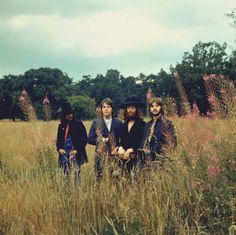 George, Paul, John and Ringo