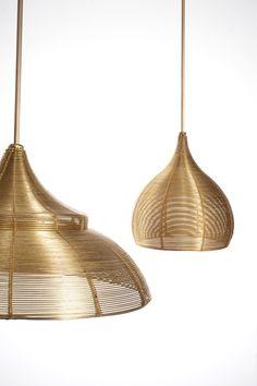 Kainoosh Hanging Wire Lamp