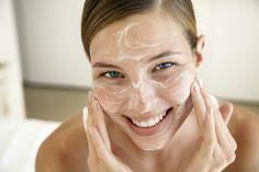 Mascarilla para cicatrices de acné