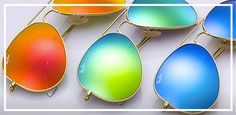 Colourful lenses - pimp up your sunnies!